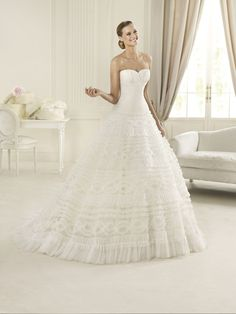 2013 Collection http://www.theelegantbride.com/ #weddingdress #wedding #bride #dublin #ohio