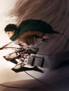 levi attack on titan deviantart | Shingeki no Kyojin (Attack on titan) ☤SnK☤(Levi)