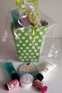 Ready Made Pre Filled Girls Luxury Birthday Party Bags, Pamper Bags, Hen Party