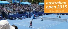 Australian Open 2015 - Plan your trip today! Tennis Tournaments, French Open, Australian Open, Wimbledon, Beautiful Scenery, Plan Your Trip