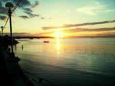 """Tagbilaran City, Bohol // """"most beautiful beach"""" from Andy"""