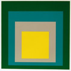 Homage to the Square: Park 1967 © The Josef and Anni Albers Foundation / Artists Rights Society (ARS), New York
