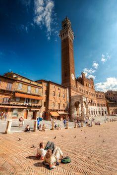 Siena, Tuscany_ Italy