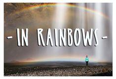 15 Rainbow Photo Overlays JPEG  @creativework247