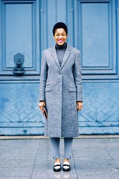 She's the street-style photographer and influencer behind fashion blog All The Pretty Things –  Shop With… Tamu McPherson