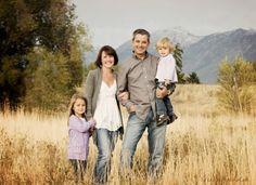 family of four   Family & Pet