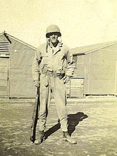 Albert Blithe  ('23 - '67) at Toccoa Home of 506th 101st AB