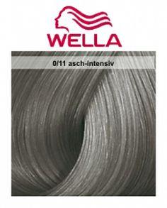 Wella Koleston Perfect 0/11 asch-intensiv 60 ml