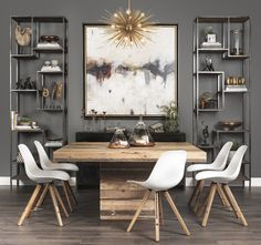 Lofty Ideal   Made Of Reclaimed And Repurposed Pine, The Tahoe Square Dining  Table Combines