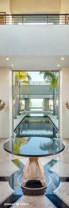 Millionaire Beach House- Escondido Mansion- Via ~LadyLuxury~