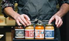 Fix & Fogg : Wellington, New Zealand. We produce natural peanut butter made from the finest ingredients with a passion for profiling native, organic New Zealand ingredients in our flavour varieties of peanut butter. Peanut Butter Maker, Recipes, Food, Jars, Nature, Inspiration, Image, Biblical Inspiration, Naturaleza