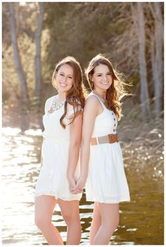 BFF's | Spring, Sunshine, Seniors!! Cute Dresses! :)