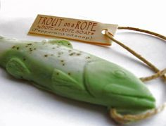 Sunday Spotlight - Green and yellow soaps Bath Alchemy - A Soap Blog and More