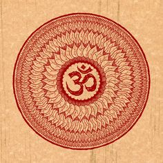 Om - my daily reminder to stay calm and stay connected