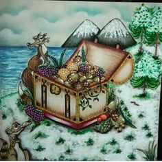 Treasure Enchanted Forest