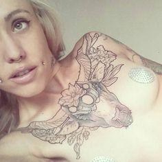 cool Top 100 taurus tattoos - http://4develop.com.ua/top-100-taurus-tattoos/ Check more at http://4develop.com.ua/top-100-taurus-tattoos/