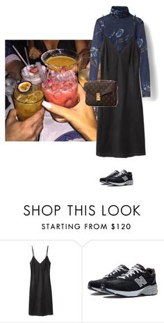 """""""Karibu"""" by andreaellegaard ❤ liked on Polyvore featuring Organic by John Patrick, New Balance and Louis Vuitton"""