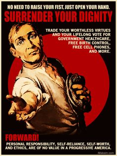 In Progressive America Virtue Has No Value by iMaksim.deviantart.com on @deviantART