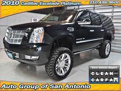 Lifted escalade Cadillac Cts, Cadillac Escalade, My Dream Car, Dream Cars, Chevy, Chevrolet, Escalade Esv, Jacked Up Trucks, Future Car