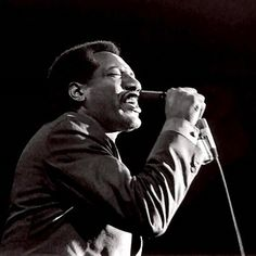 Today in 1967, Otis Redding was killed in a plane crash, aged 26