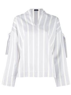 Joseph блузка в полоску