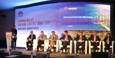 SCEWC16 Huawei Roundtable in Barcelona #Enterprise #News #Smart_City