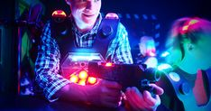 Laser tag is a sport of talent and precision. In laser tag, the goal is to hit some other individual's objectives together with your laser. Teamwork Skills, Laser Tag, Indoor Arena, Capture The Flag, Speed Dating, How To Introduce Yourself, Kids Playing, Workplace, Are You The One