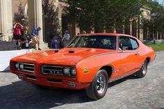 Had one just like this except mine had flames.  1969 Pontiac GTO Judge #GTO #Pontiac #Rvinyl =========================== http://www.rvinyl.com/Pontiac-Accessories.html
