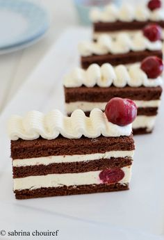 Blog Patisserie, Glamour Decor, Black Forest, Biscuits, Tiramisu, Fondant, Bakery, Cheesecake, Food Porn