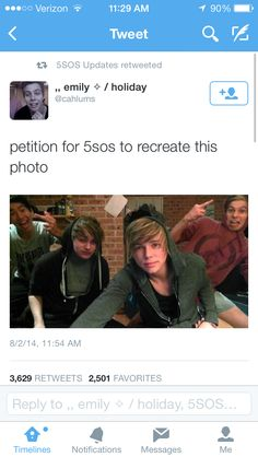 oh and im laughing cuz of cake in the background awe! <<<look at little Michael 5sos Memes, 5sos Funny, 5secondsofsummer, All Family, Calum Hood, 1d And 5sos, Luke Hemmings, Along The Way, Cool Bands