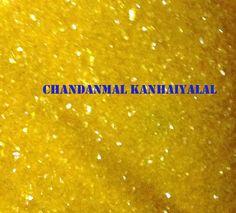 SUN YELLOW Edible Glitter Dust, Sun, Yellow, Edible Glitter, Gold