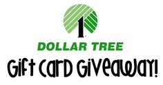 I got a dollar, I got a dollar - Enter to win a $25 Dollar Tree GiftCard :)    #giveaway #THBhop