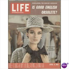 US MAGAZINE LIFE APR 9 1962 Tilleys of Sheffield