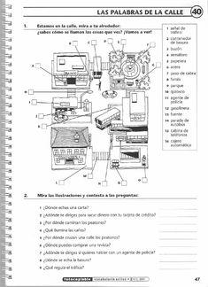ISSUU - Vocabulario activo 2. Fichas con ejercicios fotocopiables (Intermedio…