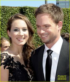 troian bellisario patrick j adams creative emmys carpet 02 Troian Bellisario is a classic beauty at the 2014 Creative Arts Emmy Awards on Saturday (August 16) at the Nokia Theatre L.A. Live in Los Angeles.    The 28-year-old…