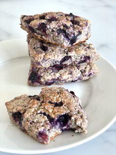 incredibly delicious vegan blueberry scones