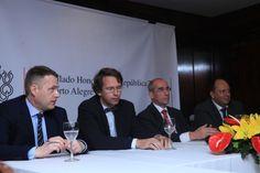 República Tcheca retoma consulado em Porto Alegre Divulgação/Divulgação