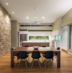 Architectural Interiors Shoot: Kitchen and Dining Room of Dalkeith House for McNally Architects, Sydney Kitchen Dining, Dining Room, Architects Sydney, Architecture, Table, House, Interiors, Furniture, Design