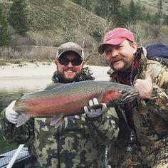 Steelhead Fishing Trips in Idaho