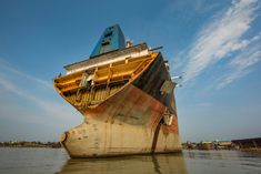 Shipping Industry Continues to Favor South Asia Beaches for Shipbreaking – gCaptain Ship Breaking, European Flags, Recycling Facility, Rest Of The World, Hong Kong, Beaches, Asia, Around The Worlds