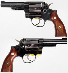 """Item:11281690 Ruger Police Service Six 38 Spl 4"""" Revolver Near New For Sale at GunAuction.com"""