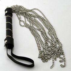 Bicze z metalowymi łańcuszkami o długości 60 cm, zabawki dla par, długie skórzane bicze erotyczne, produkty erotyczne.