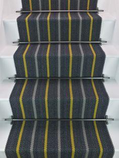 Chopwell - Wrought Grey runners Bowloom Carpets London