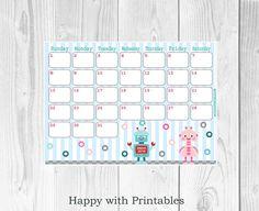 sunday school calendar template - calendar march 2016 printable spring planner easter