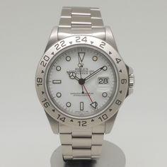 ad95b73eccdc Rolex Explorer II 16570 a la venta en ancienne.es. Compra y venta de relojes  Rolex de segunda mano en Madrid y Barcelona