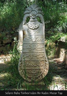 Osmanlı'da Heykelimsi Mezar Taşları