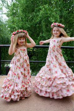 The Cosette Dress Girls Maxi Dresses, Little Girl Dresses, Flower Girl Dresses, Wedding Dresses, Children Clothes, My Children, Little Ones, Little Girls, Granddaughters