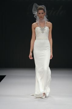 Badgley Mishcka's 2012 Bridal collection is inspired by Great Gatsby's Daisy Buchannan; RLj's favorite 1920's pieces