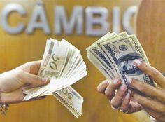 Disso Voce Sabia?: DÓLAR TURISMO CHEGA A QUASE R$ 4,50 NAS CASAS DE CÂMBIO