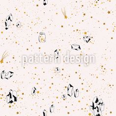 Unicorn Stardust Repeat Pattern by Lidiebug at patterndesigns.com Vector Pattern, Pattern Design, Repeating Patterns, Mythical Creatures, Fairytale, Unicorn, Crystals, Fairy Tail, Fairytail